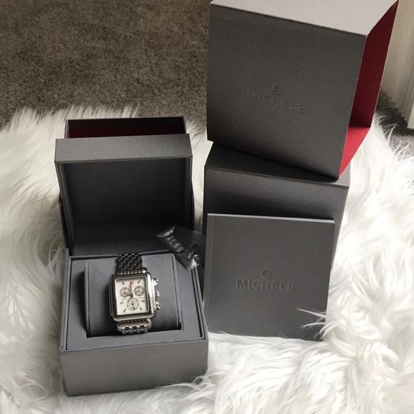 Diamond Box Xl >> Michele Deco Xl Diamond Markers